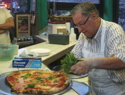 Dom DeMarco DiFara Pizza New York